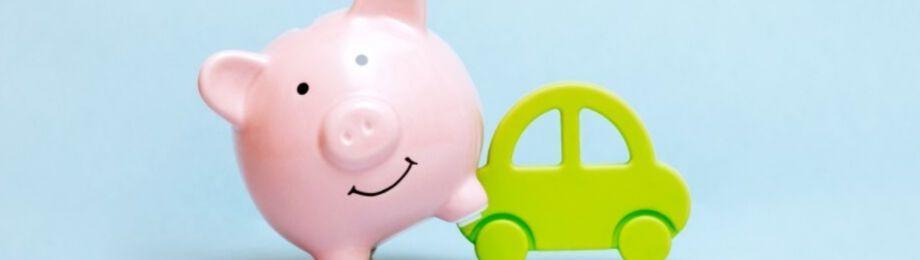 Spargrisen tankar billigt med bensinkort